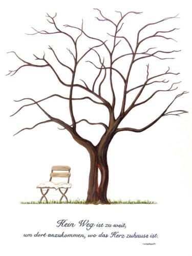 Fingerabdruckbaum